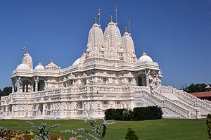 Lilburn, Georgia - BAPS Hindu temple