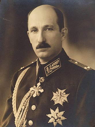 Boris III of Bulgaria - Image: BASA 3K 7 342 28 Boris III of Bulgaria