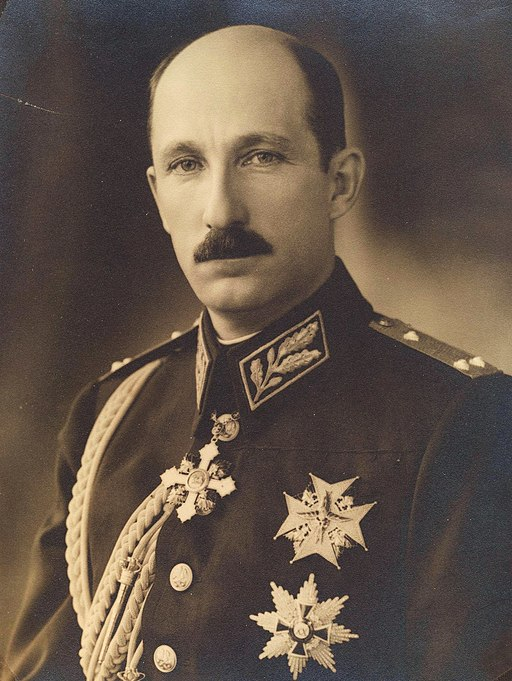 BASA-3K-7-342-28-Boris III of Bulgaria
