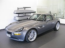 BMW Z Wikipedia - Bmw z8 alpina
