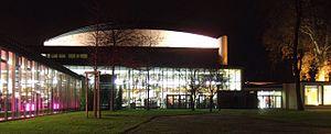 Fresco (Stockhausen) - The Beethovenhalle, Bonn