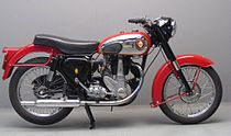 BSA B31 Gold Star