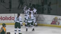 File:BSU Women's Hockey Falls to Clarkson 5-3.webm
