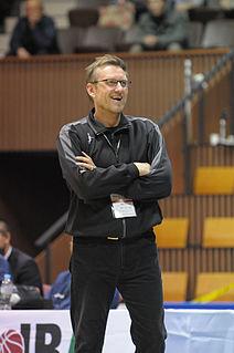BT Toews Canadian basketball coach
