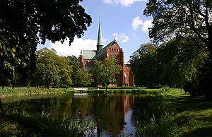 Bad Doberan - Doberan Minster, most important religious Brick Gothic heritage sites of Europe