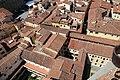 Badia fiorentina, campanile, veduta da, chiostri della badia 02.jpg