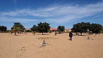 Bagré Department - Image: Bagre centre touristique