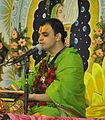 Balshuk Gopesh ji Maharaj at Patna satsang.jpg