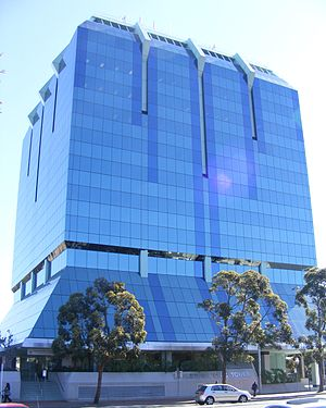 Bankstown City Council's Civic Tower provides the largest single conglomeration of government offices. It houses the Department of Local Government and Cooperatives and the Environmental Protection Authority. [http://www.gws.org.au/cgi-bin/local_government.pl?form_type=showitem&documentid=990824999