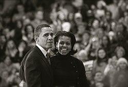 باراک اوباما - ویکیپدیا، دانشنامهٔ آزاد
