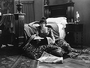Barbara La Marr - La Marr in The Prisoner of Zenda (1922).