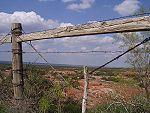 West Texas features dry plains