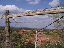 колючая проволока - как сельскохозяйственное заграждение