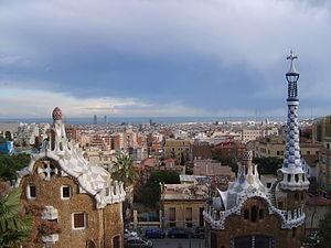 Barcelona in two days -  el Parc Güell
