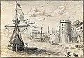 Barrière Dominique - Vue d'un port - 12-561723.jpg
