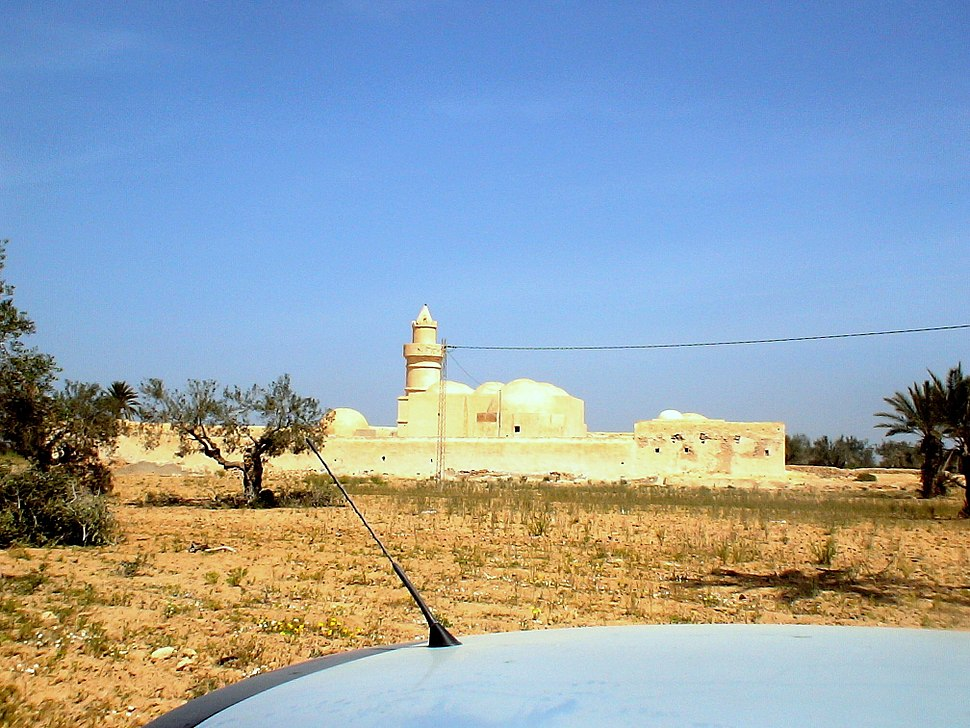 Bassi Mosque in Jerba