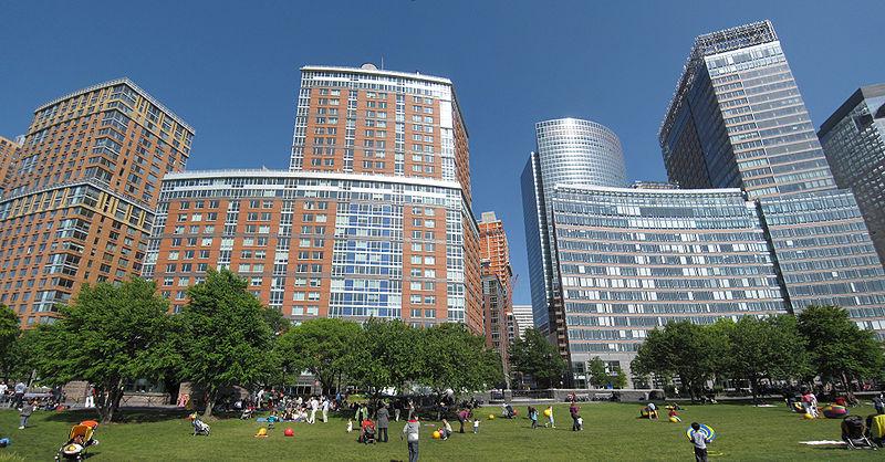 File:Battery Park City panoramic.jpg