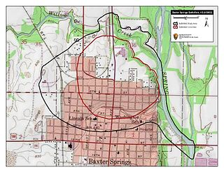 Battle of Baxter Springs