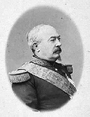 Apaseo el Grande - François Achille Bazaine