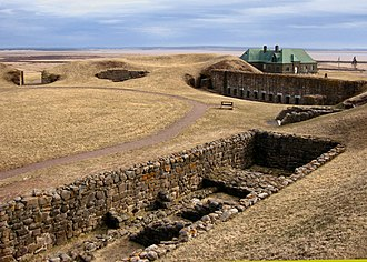 Battle of Fort Beauséjour - Image: Beausejour 2006