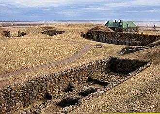 Battle of Fort Cumberland - Fort Cumberland