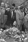 Begrafenis van de omstreden oud-kapitein van het KNIL, Raymond Westerling op Nie, Bestanddeelnr 934-1412.jpg