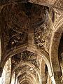 Begumpuri Masjid Western pavilion dome interiors (3009463977).jpg