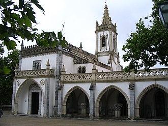 Mariana Alcoforado - The convent where Soror Mariana Alcoforado lived (now a regional museum); in Beja, Portugal.