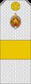 Belarus MIA—14 Senior Sergeant rank insignia (White).png