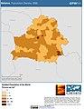Belarus Population Density, 2000 (5457617784).jpg