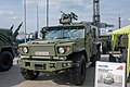 Belarusian Vitim 6x6 multi-purpose vehicle with automatic remote controlled weapon station - 1.jpg