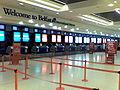 Belfast Airport check in.jpg