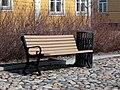 Bench Pekkatori Raahe 20210426.jpg