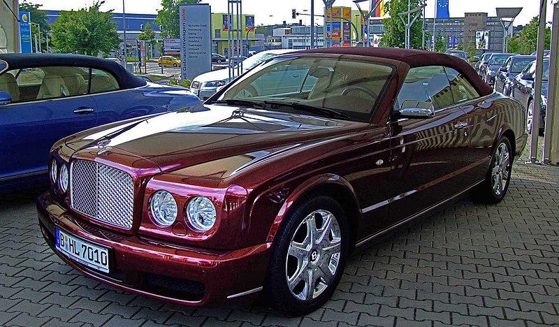 File:Bentley 2008 Azure Convertible.jpg