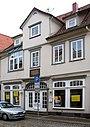 Bergstraße 30, Celle, hier wohnte die Malerfamilie Gottfried Kricheldorf, Karl, Wilhelm und Hermann-Gottlieb Kricheldorf.jpg