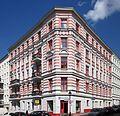 Berlin, Kreuzberg, Chamissoplatz 5, Mietshaus.jpg