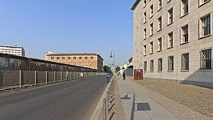 Niederkirchnerstraße - Image: Berlin Mitte Niederkirchner 05 2014