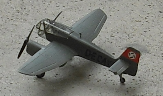 Akaflieg Berlin - B9 (Model)