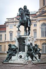 statue équestre de Frédéric-Guillaume Ier