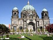 Berliner Dom auf der Spreeinsel