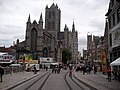 Beroemde torenrij van Gent.JPG