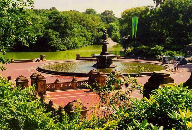Bethesda Terrace and Fountain, 2.JPG