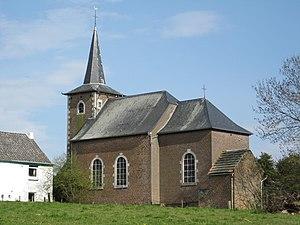 Bettincourt - Church of Saint Lambert in Bettincourt, Waremme, Liège, Belgium