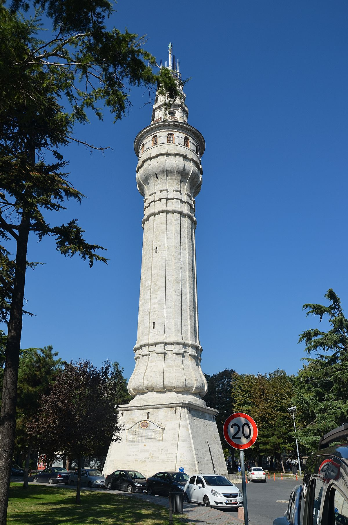 Beyazıt Tower - Wikipedia