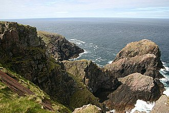 Cape Wrath - Cliffs at Cape Wrath