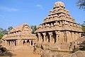 Bhima and Dharmaraja temples.jpg
