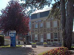 Bihorel 002 hotel de ville 2006.JPG