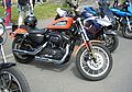 Bikes on Teignmouth sea front, 9 June 2013 (02).jpg