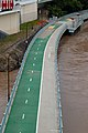 Bikeway in Brisbane after the 2011 flood.jpg