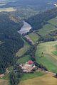 Bild Kainzmühle Pfreimdstausee 2009.JPG